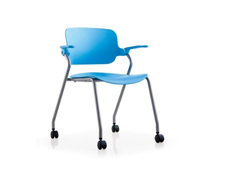 P44 - Desk Chairs With Wheels
